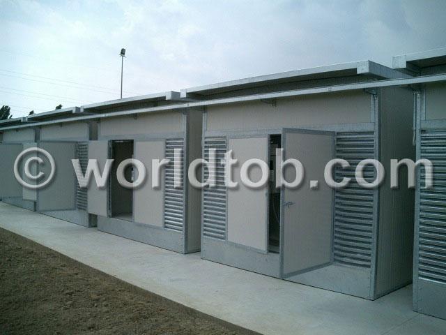 tobacco barns hot water radiator biomass